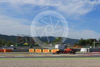 World © Octane Photographic Ltd. Formula 1 - Spanish Grand Prix Practice 1. Daniel Ricciardo - Red Bull Racing RB13. Circuit de Barcelona - Catalunya, Spain. Friday 12th May 2017. Digital Ref: 1810LB2D7508
