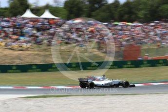 World © Octane Photographic Ltd. Formula 1 - Spanish Grand Prix Race. Felipe Massa - Williams Martini Racing FW40. Circuit de Barcelona - Catalunya, Spain. Sunday 14th May 2017. Digital Ref:1825LB1D4228