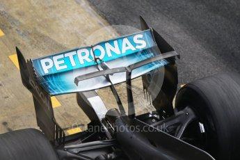 World © Octane Photographic Ltd. Formula 1 winter test 1, Mercedes AMG Petronas F1 W08 EQ Energy+ - Valtteri Bottas. Circuit de Barcelona-Catalunya. Monday 27th February 2017. Digital Ref :1780CB1D6201