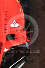 World © Octane Photographic Ltd. Formula 1 - Winter Test 1. Sebastian Vettel - Scuderia Ferrari SF70H. Circuit de Barcelona-Catalunya. Monday 27th February 2017. Digital Ref : 1780LB5D7885
