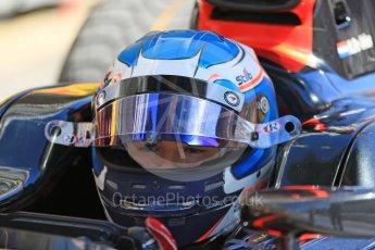 World © Octane Photographic Ltd. FIA Formula 2 (F2) - Practice. Nyck de Vries – Rapax. Circuit de Barcelona - Catalunya, Spain. Friday 12th May 2017. Digital Ref:1811CB7D4507