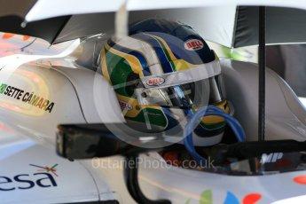 World © Octane Photographic Ltd. FIA Formula 2 (F2) - Practice. Sergio Sette Camara – MP Motorsport. Circuit de Barcelona - Catalunya, Spain. Friday 12th May 2017. Digital Ref:1811CB7D4523