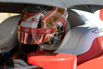 World © Octane Photographic Ltd. FIA Formula 2 (F2) - Practice. Charles Leclerc – Prema Racing. Circuit de Barcelona - Catalunya, Spain. Friday 12th May 2017. Digital Ref: 1811CB7D4545