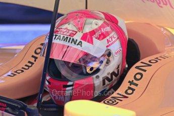 World © Octane Photographic Ltd. FIA Formula 2 (F2) - Practice. Norman Nato – Pertamina Arden. Circuit de Barcelona - Catalunya, Spain. Friday 12th May 2017. Digital Ref:1811CB7D4563