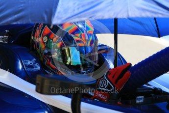 World © Octane Photographic Ltd. FIA Formula 2 (F2) - Practice. Artem Markelov – Russian Time. Circuit de Barcelona - Catalunya, Spain. Friday 12th May 2017. Digital Ref: 1811CB7D4587