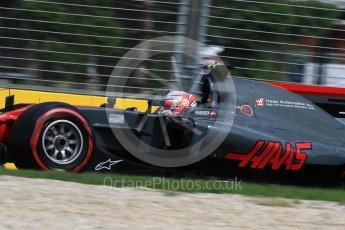 World © Octane Photographic Ltd. Formula 1 - Australian Grand Prix - Practice 1. Kevin Magnussen - Haas F1 Team VF-17. Albert Park Circuit. Friday 24th March 2017. Digital Ref: 1793LB1D1881