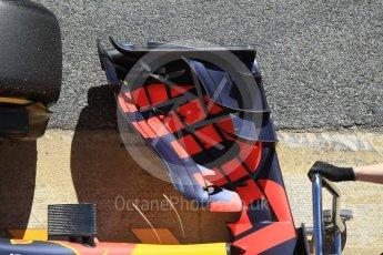 World © Octane Photographic Ltd. Formula 1 - Winter Test 2. Daniel Ricciardo - Red Bull Racing RB13. Circuit de Barcelona-Catalunya. Tuesday 7th March 2017. Digital Ref :1784CB1D4848