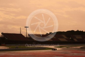 World © Octane Photographic Ltd. Formula 1 - Winter Test 2. Sebastian Vettel - Scuderia Ferrari SF70H. Circuit de Barcelona-Catalunya. Tuesday 7th March 2017. Digital Ref :1784CB1D5550