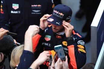 World © Octane Photographic Ltd. Formula 1 - Winter Test 2. Daniel Ricciardo - Red Bull Racing. Circuit de Barcelona-Catalunya. Tuesday 7th March 2017. Digital Ref: 1784LB1D3688