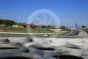 World © Octane Photographic Ltd. Formula 1 - Winter Test 2. Felipe Massa - Williams Martini Racing FW40. Circuit de Barcelona-Catalunya. Tuesday 7th March 2017. Digital Ref: 1784LB5D9534