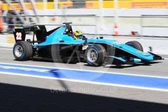 World © Octane Photographic Ltd. GP3 - Practice. Allessio Lorando – Jenzer Motorsport. Circuit de Barcelona - Catalunya, Spain. Friday 12th May 2017. Digital Ref:1814CB1L8584