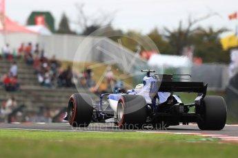 World © Octane Photographic Ltd. Formula 1 - Japanese Grand Prix - Saturday - Qualifying. Marcus Ericsson – Sauber F1 Team C36. Suzuka Circuit, Suzuka, Japan. Saturday 7th October 2017. Digital Ref:1977LB1D9334