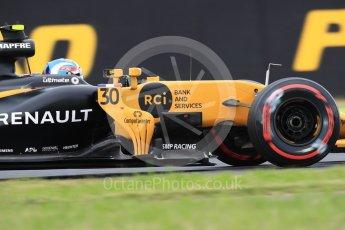 World © Octane Photographic Ltd. Formula 1 - Japanese Grand Prix - Saturday - Qualifying. Jolyon Palmer - Renault Sport F1 Team R.S.17. Suzuka Circuit, Suzuka, Japan. Saturday 7th October 2017. Digital Ref:1977LB1D9409