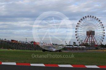World © Octane Photographic Ltd. Formula 1 - Japanese Grand Prix - Saturday - Qualifying. Marcus Ericsson – Sauber F1 Team C36. Suzuka Circuit, Suzuka, Japan. Saturday 7th October 2017. Digital Ref:1977LB2D4546