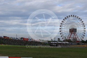 World © Octane Photographic Ltd. Formula 1 - Japanese Grand Prix - Saturday - Qualifying. Lewis Hamilton - Mercedes AMG Petronas F1 W08 EQ Energy+. Suzuka Circuit, Suzuka, Japan. Saturday 7th October 2017. Digital Ref:1977LB2D4569
