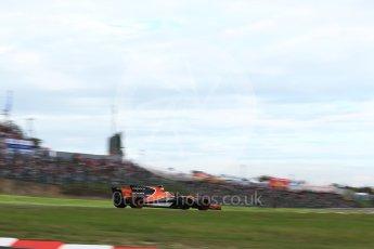 World © Octane Photographic Ltd. Formula 1 - Japanese Grand Prix - Saturday - Qualifying. Stoffel Vandoorne - McLaren Honda MCL32. Suzuka Circuit, Suzuka, Japan. Saturday 7th October 2017. Digital Ref:1977LB2D4604