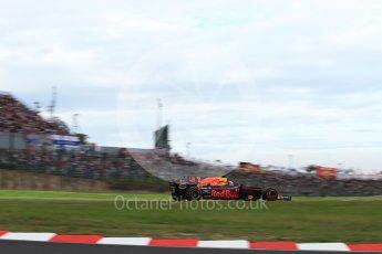 World © Octane Photographic Ltd. Formula 1 - Japanese Grand Prix - Saturday - Qualifying. Daniel Ricciardo - Red Bull Racing RB13. Suzuka Circuit, Suzuka, Japan. Saturday 7th October 2017. Digital Ref:1977LB2D4633