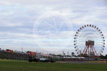 World © Octane Photographic Ltd. Formula 1 - Japanese Grand Prix - Saturday - Qualifying. Lewis Hamilton - Mercedes AMG Petronas F1 W08 EQ Energy+. Suzuka Circuit, Suzuka, Japan. Saturday 7th October 2017. Digital Ref:1977LB2D4709