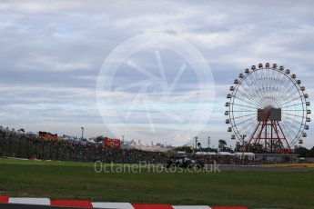 World © Octane Photographic Ltd. Formula 1 - Japanese Grand Prix - Saturday - Qualifying. Lewis Hamilton - Mercedes AMG Petronas F1 W08 EQ Energy+. Suzuka Circuit, Suzuka, Japan. Saturday 7th October 2017. Digital Ref:1977LB2D4792