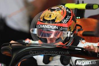 World © Octane Photographic Ltd. Formula 1 – Italian GP -Practice 3. McLaren MCL33 – Stoffel Vandoorne. Autodromo Nazionale di Monza, Monza, Italy. Saturday 1st September 2018.