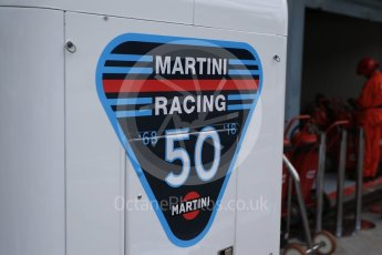 World © Octane Photographic Ltd. Formula 1 – Italian GP -Practice 3. Williams Martini Racing 50 years of racing. Autodromo Nazionale di Monza, Monza, Italy. Saturday 1st September 2018.
