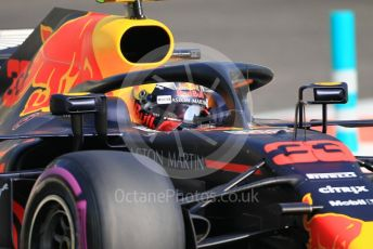 World © Octane Photographic Ltd. Formula 1 –  Abu Dhabi GP - Practice 3. Aston Martin Red Bull Racing TAG Heuer RB14 – Max Verstappen. Yas Marina Circuit, Abu Dhabi. Saturday 24th November 2018.