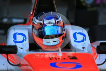 World © Octane Photographic Ltd. GP3 – Abu Dhabi GP – Practice. MP Motorsport - Richard Verschoor. Yas Marina Circuit, Abu Dhabi. Friday 23rd November 2018.
