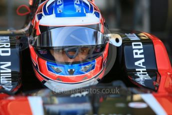World © Octane Photographic Ltd. GP3 – Abu Dhabi GP – Practice. ART Grand Prix – Jake Hughes. Yas Marina Circuit, Abu Dhabi. Friday 23rd November 2018.