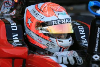 World © Octane Photographic Ltd. GP3 – Abu Dhabi GP – Practice. ART Grand Prix - Anthoine Hubert. Yas Marina Circuit, Abu Dhabi. Friday 23rd November 2018.