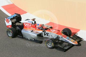 World © Octane Photographic Ltd. GP3 – Abu Dhabi GP – Practice. Campos Racing - Diego Menchaca. Yas Marina Circuit, Abu Dhabi. Friday 23rd November 2018.