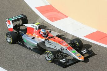 World © Octane Photographic Ltd. GP3 – Abu Dhabi GP – Practice. Campos Racing - Simo Laaksonen. Yas Marina Circuit, Abu Dhabi. Friday 23rd November 2018.