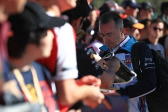 World © Octane Photographic Ltd. Formula 1 - Australian GP - Friday Melbourne Walk. Paddy Lowe - Chief Technical Officer at Williams Martini Racing. Albert Park, Melbourne, Australia. Friday 23rd March 2018.