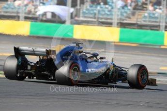 World © Octane Photographic Ltd. Formula 1 – Australian GP - Friday Practice 2. Mercedes AMG Petronas Motorsport AMG F1 W09 EQ Power+ - Lewis Hamilton. Albert Park, Melbourne, Australia. Friday 23rd March 2018.