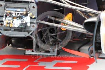 World © Octane Photographic Ltd. Formula 1 – Australian GP - Practice 3. Aston Martin Red Bull Racing TAG Heuer RB14. Albert Park, Melbourne, Australia. Saturday 24th March 2018.