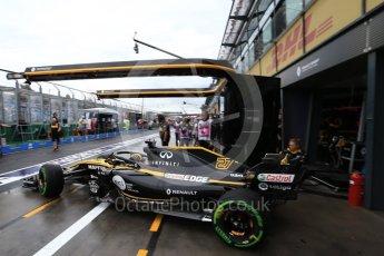 World © Octane Photographic Ltd. Formula 1 – Australian GP - Practice 3. Renault Sport F1 Team RS18 – Nico Hulkenberg. Albert Park, Melbourne, Australia. Saturday 24th March 2018.