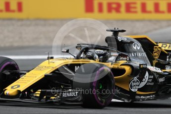 World © Octane Photographic Ltd. Formula 1 – Austrian GP - Practice 1. Renault Sport F1 Team RS18 – Nico Hulkenberg. Red Bull Ring, Spielberg, Austria. Friday 29th June 2018.