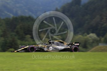 World © Octane Photographic Ltd. Formula 1 – Austrian GP - Practice 2. Renault Sport F1 Team RS18 – Nico Hulkenberg. Red Bull Ring, Spielberg, Austria. Friday 29th June 2018.