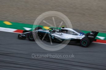 World © Octane Photographic Ltd. Formula 1 – Austrian GP - Practice 2. Mercedes AMG Petronas Motorsport AMG F1 W09 EQ Power+ - Valtteri Bottas. Red Bull Ring, Spielberg, Austria. Friday 29th June 2018.