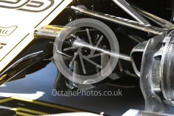 World © Octane Photographic Ltd. Formula 1 – Austrian GP - Practice 3. Renault Sport F1 Team RS18. Red Bull Ring, Spielberg, Austria. Saturday 30th June 2018.