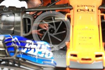 World © Octane Photographic Ltd. Formula 1 – Austrian GP - Practice 3. McLaren MCL33 – Fernando Alonso. Red Bull Ring, Spielberg, Austria. Saturday 30th June 2018.