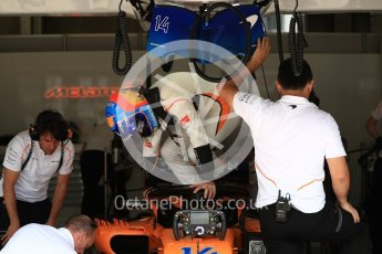 World © Octane Photographic Ltd. Formula 1 – Austrian GP - Practice 3. McLaren MCL33 – Fernando Alonso. Red Bull Ring, Spielberg, Austria. Saturday 30th June 2018.