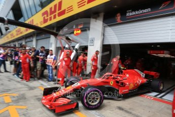 World © Octane Photographic Ltd. Formula 1 – Austrian GP - Practice 3. Scuderia Ferrari SF71-H – Kimi Raikkonen. Red Bull Ring, Spielberg, Austria. Saturday 30th June 2018.