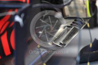World © Octane Photographic Ltd. Formula 1 – Belgian GP - Practice 3. Aston Martin Red Bull Racing TAG Heuer RB14. Spa-Francorchamps, Belgium. Saturday 25th August 2018.
