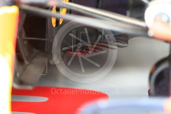 World © Octane Photographic Ltd. Formula 1 – Belgian GP - Practice 3. Aston Martin Red Bull Racing TAG Heuer RB14. Spa-Francorchamps, Belgium. Saturday 25th August 2018.