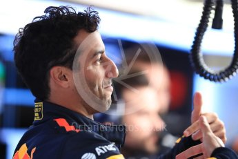 World © Octane Photographic Ltd. Formula 1 – Belgian GP - Practice 3. Aston Martin Red Bull Racing TAG Heuer RB14 – Daniel Ricciardo. Spa-Francorchamps, Belgium. Saturday 25th August 2018.