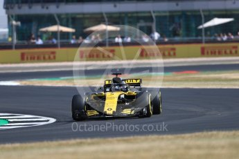 World © Octane Photographic Ltd. Formula 1 – British GP - Practice 1. Renault Sport F1 Team RS18 – Nico Hulkenberg. Silverstone Circuit, Towcester, UK. Friday 6th July 2018.