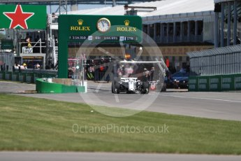 World © Octane Photographic Ltd. Formula 1 – Canadian GP - Practice 1. Alfa Romeo Sauber F1 Team C37 – Marcus Ericsson. Circuit Gilles Villeneuve, Montreal, Canada. Friday 8th June 2018.