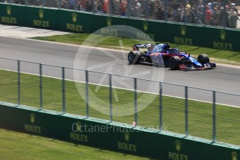 World © Octane Photographic Ltd. Formula 1 – Canadian GP - Practice 2. Scuderia Toro Rosso STR13 – Brendon Hartley. Circuit Gilles Villeneuve, Montreal, Canada. Friday 8th June 2018.