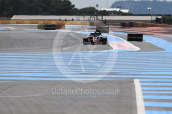 World © Octane Photographic Ltd. Formula 1 – French GP - Practice 1. Haas F1 Team VF-18 – Kevin Magnussen. Circuit Paul Ricard, Le Castellet, France. Friday 22nd June 2018.