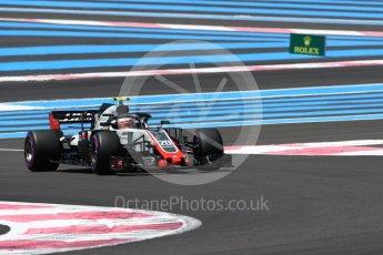 orld © Octane Photographic Ltd. Formula 1 – French GP - Practice 1. Haas F1 Team VF-18 – Kevin Magnussen. Circuit Paul Ricard, Le Castellet, France. Friday 22nd June 2018.